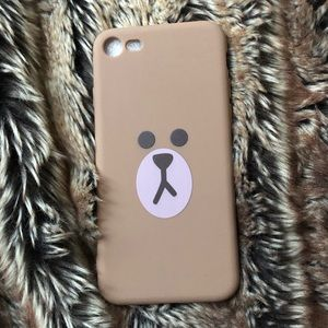 Accessories - New iphone 7/8 silicone phone case